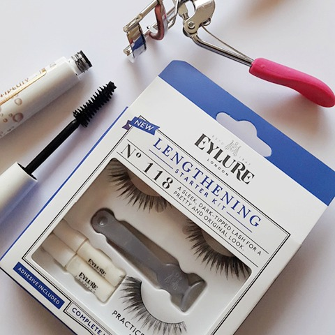 9589cac29ff REVIEW: EYLURE LENGTHENING No.118 STARTER KIT. I have always been  fascinated with false lashes. They can add so much of volume and length to  the most sparse ...