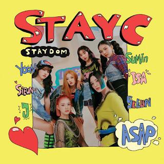 STAYC STAYDOM