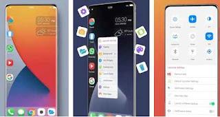 10 Launcher iOS (iPhone) Ringan Terbaik Tanpa Iklan Keren Terbaru