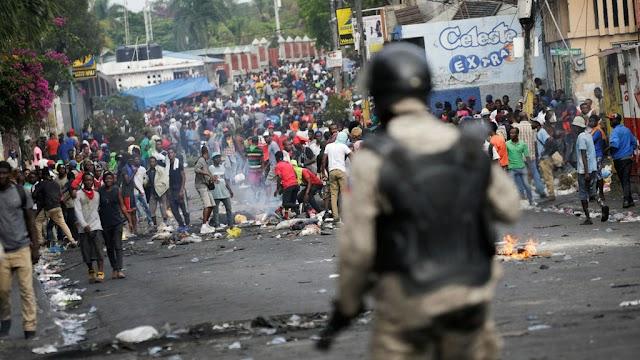 Cobra más fuerza plan para tumbar el gobierno haitiano-VIDEO