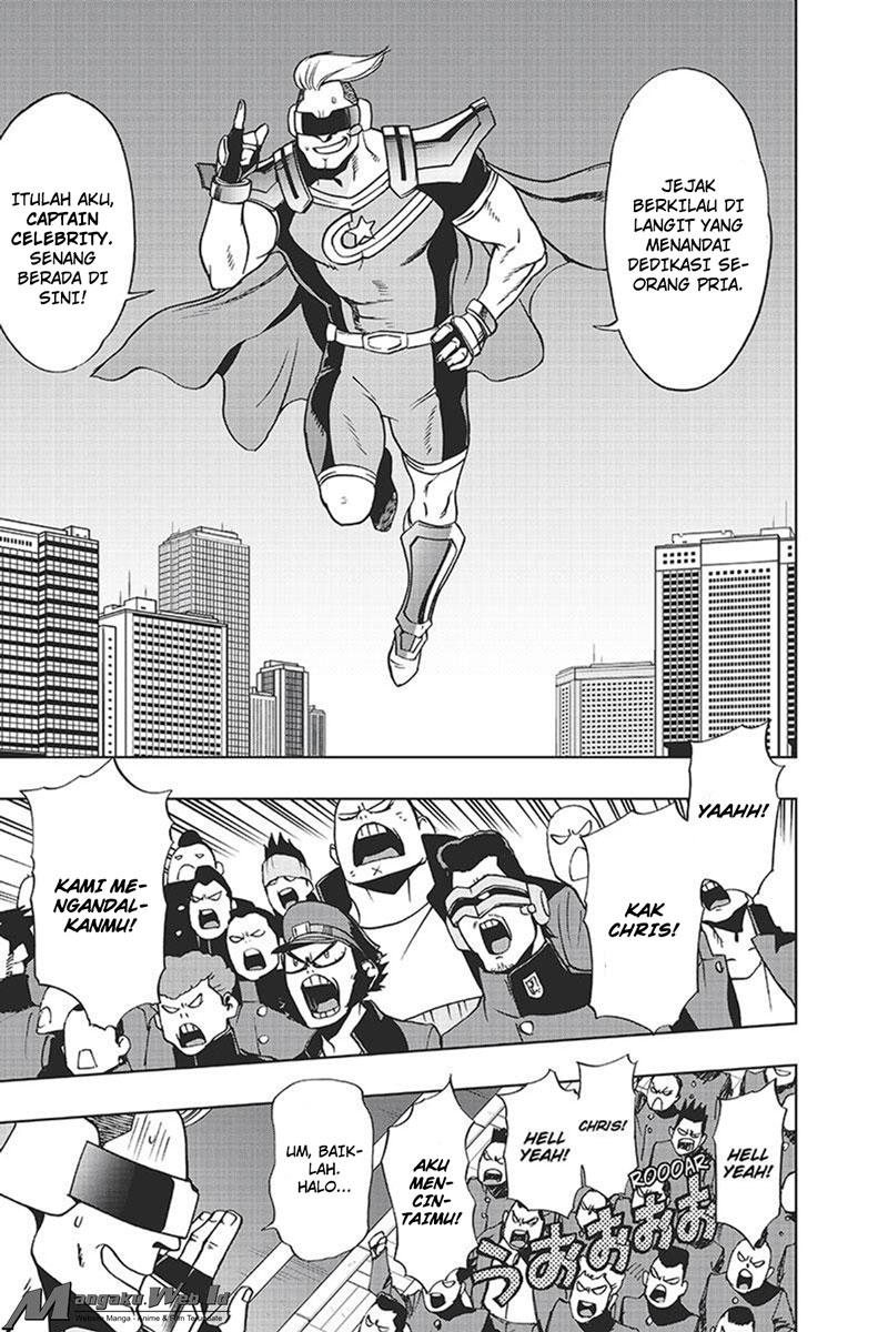 Boku no Hero Academia Illegals Chapter 20-12