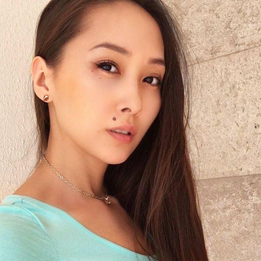 Aoki lovely asian teen
