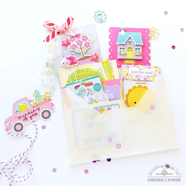 Doodlebug Design Inc Blog Simply Spring Happy Mail With Nathalie