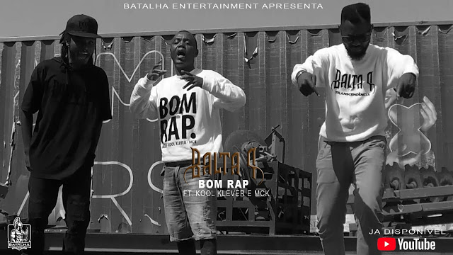 Balta P Feat. Kool Klever & MCK - Bom Rap (Rap)