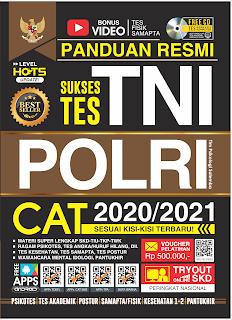 PANDUAN RESMI SUKSES TES TNI POLRI 2020-2021