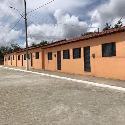 Governo de Alagoas entrega conjunto habitacional em Senador Rui Palmeira nesta sexta-feira (14)