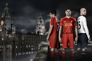 Liverpool FC kit for 2013 14 1865031