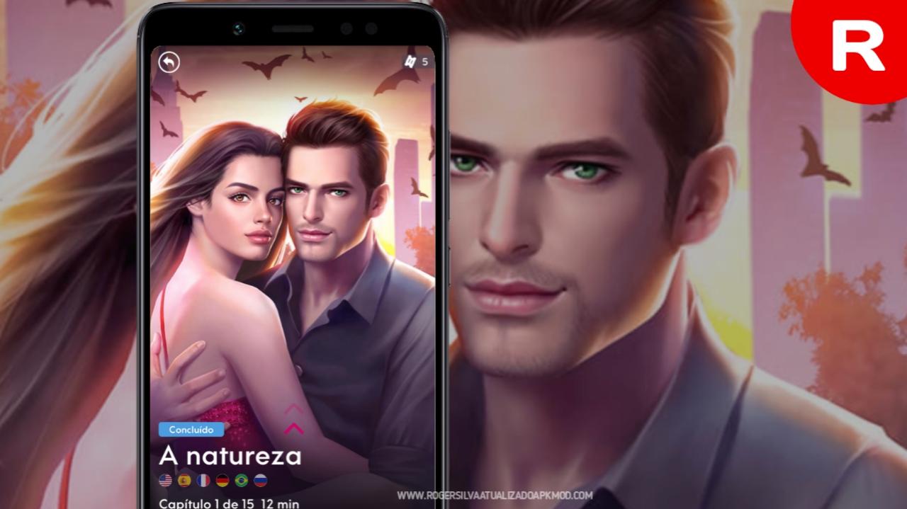 romance fate and stories_A Natureza real dos vampiros