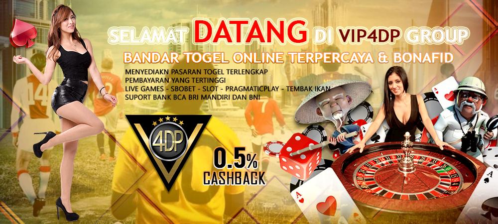 Bandar Togel Online VIP 4DP