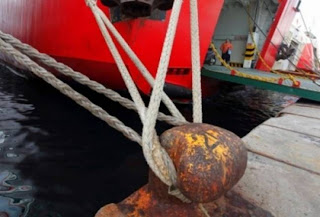 Δεμένα τα πλοία στα λιμάνια αύριο Τετάρτη 18 Απριλίου 2018- Τα νέα δρομολόγια των πλοίων από και προς Μυτιλήνη
