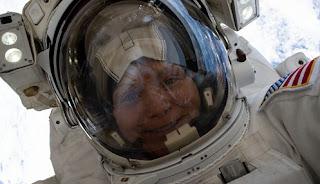 L'astronauta americana Anne McClain