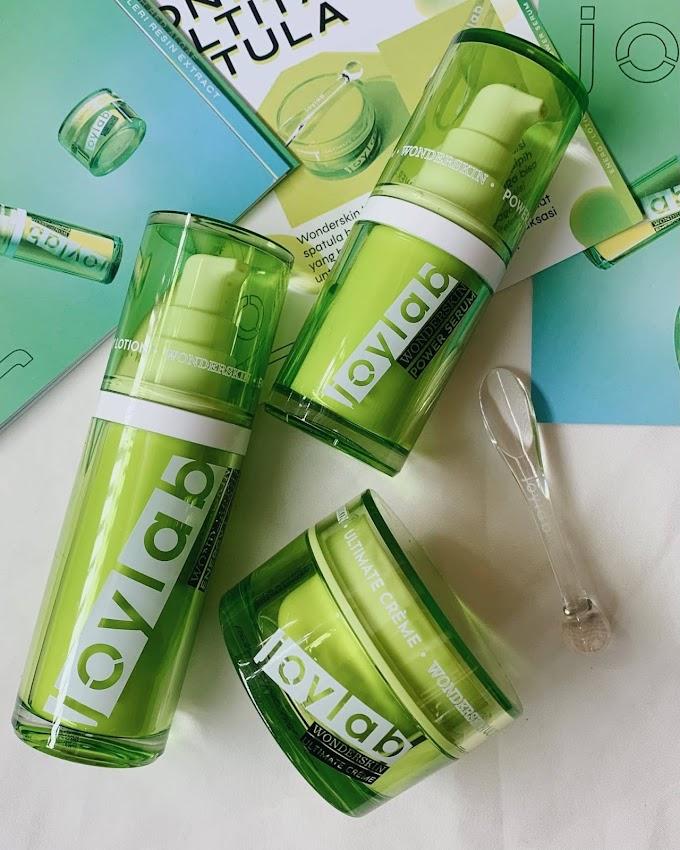 NEW! Joylab Wonder Skin Energy Lotion, Power Serum, Ultimate Creme - Review