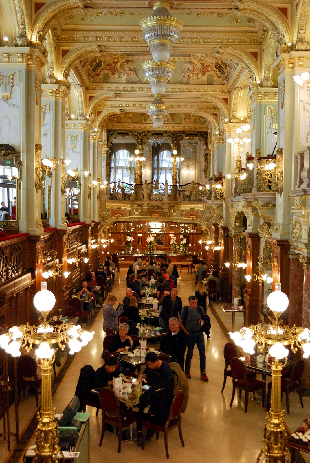 best fine dining budapest eat luxury new york cafe foodie hungary