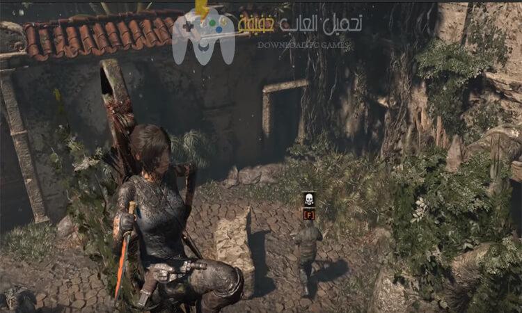 تحميل لعبة Tomb Raider