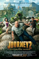 Download Journey 2: The Mysterious Island (2012) TS 350MB Ganool