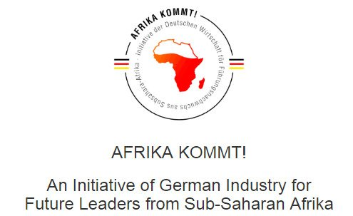 AFRIKA KOMMT! Fellowship Program 2021/2023 for Young African Leaders