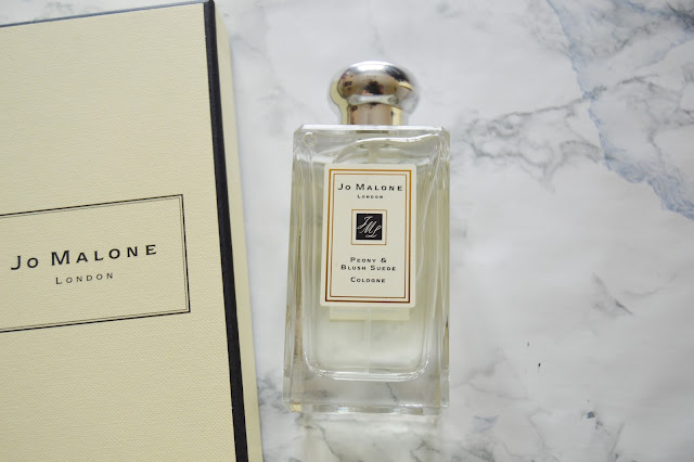 Jo Malone Peony and Blush Suede Fragrance Review