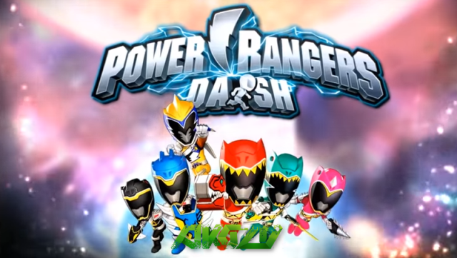 Power Rangers Dash Mod Apk Android
