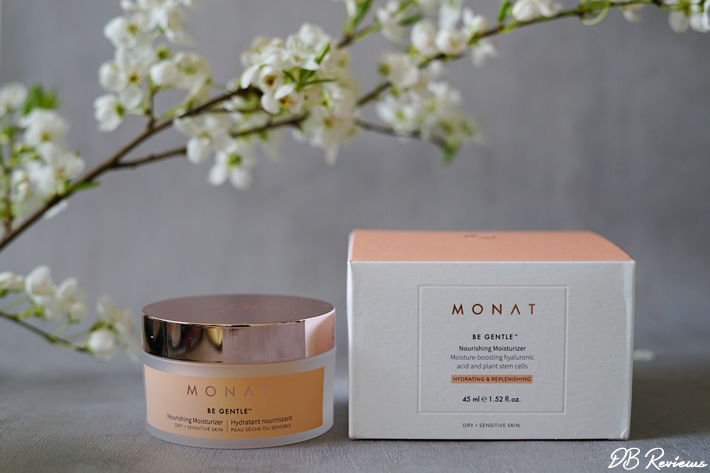 Monat Be Gentle Nourishing Moisturiser