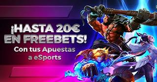 Paston freebet esports 22-8-21