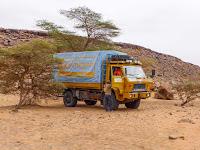 Il camion di Thomas Trossmann di Wüstenfahrer