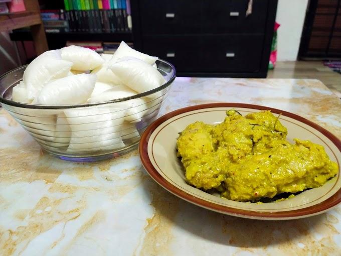 Resepi Rendang Ayam Simple dan Paling Senang