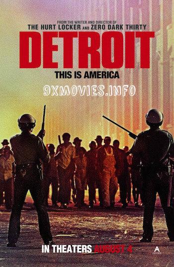 Detroit 2017 English Bluray HD Download