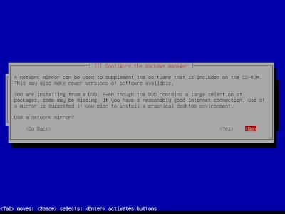 Cara Instal linux terupdate