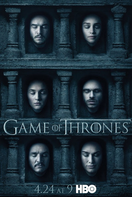 POSTER GAME OF THRONE SEZONUL 6