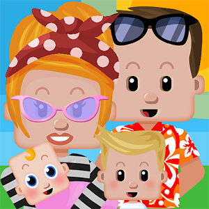 Game Family House Mod Apk Infinite Cash Terbaru