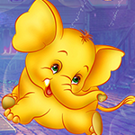 Play  Games4King - G4K Golden Elephant Escape