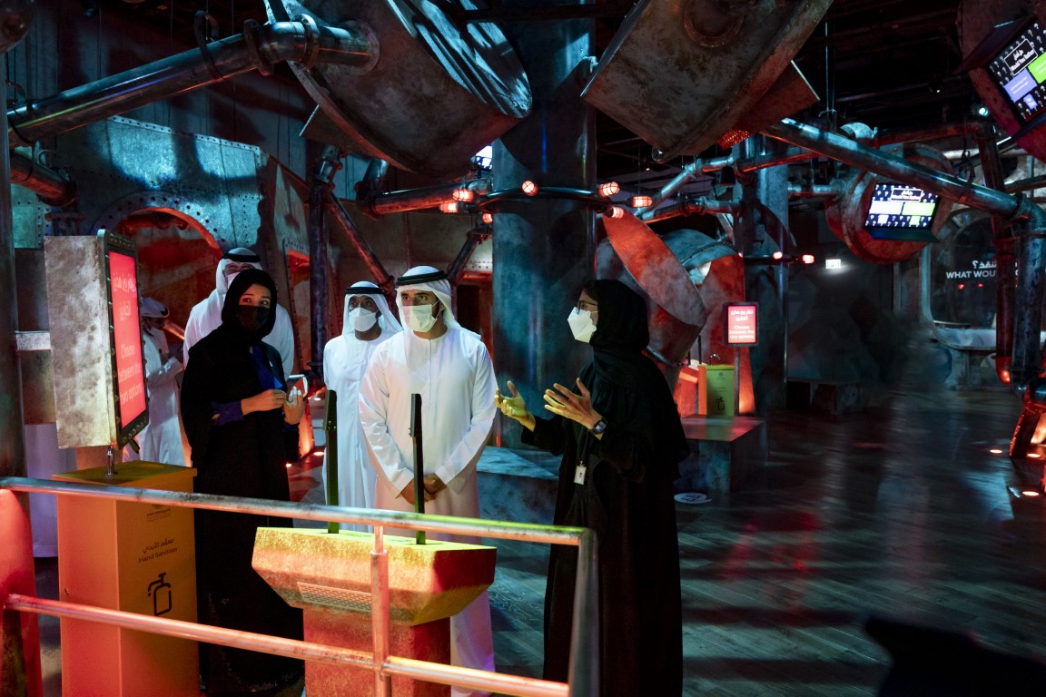 Expo 2020 will be the most exceptional edition of the show in 168-year history - Sheikh Hamdan