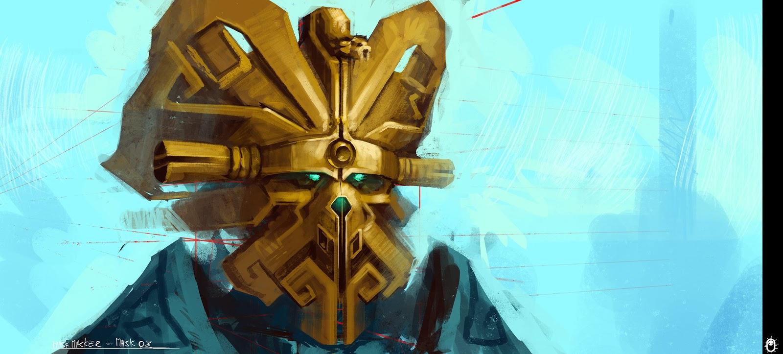 The Brickverse Bionicle 2015 Concept Art
