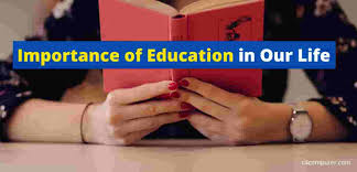 What is the Importance of Education in our Life