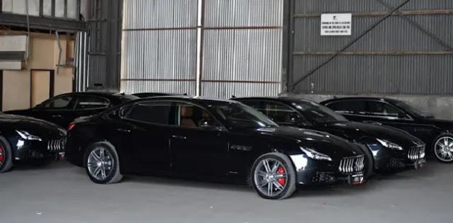 PM Baru Papua Nugini Dapat Mobil Dinas Bentley Bekas APEC