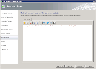 Deploy Java Updates using WSUS and Windows Updates 4
