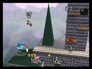 Jogue Rom Super Smash Bros Nintendo online grátis