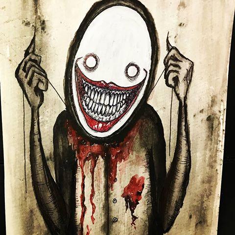 Pria Tersenyum