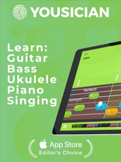 Yousician Guitar, Piano & Bass vers 3.23.0