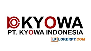 Lowongan Kerja PT Kyowa Indonesia