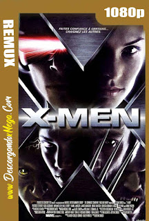 X-Men (2000) BDREMUX 1080p Latino-Ingles