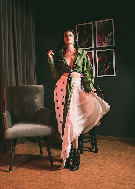 Amyra Dastur New Hot Photoshoot Images   Photos   Pics