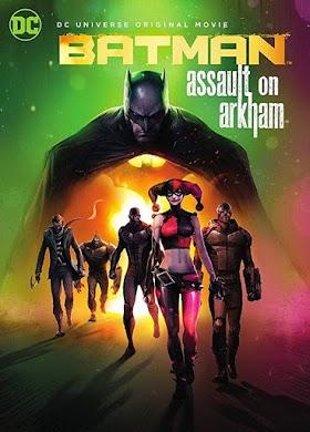 Batman Arkham'a Saldırı