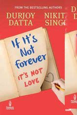 If Its Not Forever Its Not Love pdf free download