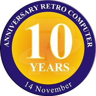 10 tahun Retro Kursus Komputer Lampung