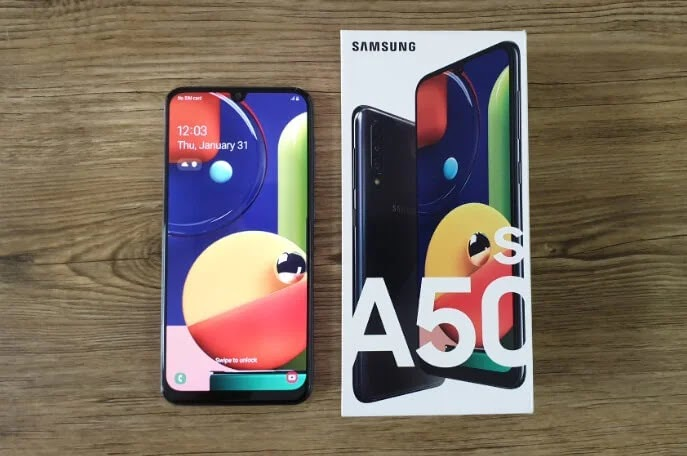 Samsung Galaxy A50s Hands-on Review Philippines