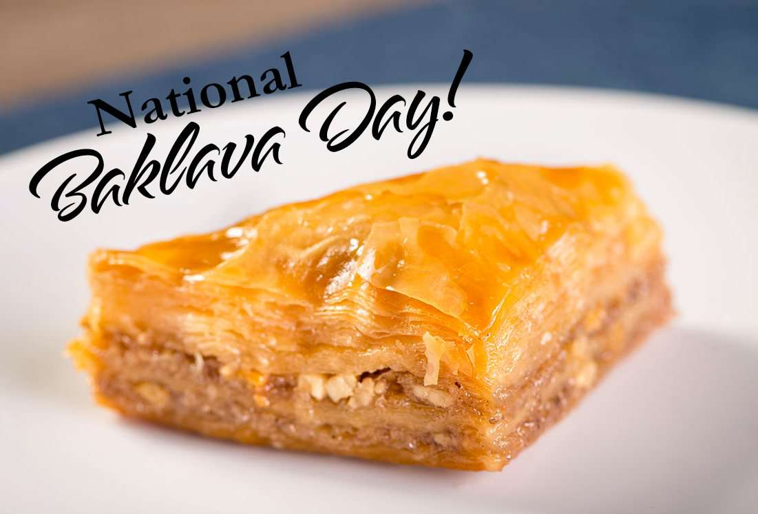 National Baklava Day Wishes Images