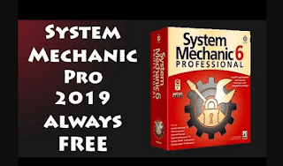 System Mechanic Pro 2019