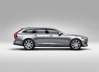 Η Volvo Cars αποκάλυψε το Νέο V90 σε ειδική εκδήλωση στη Στοκχόλμη