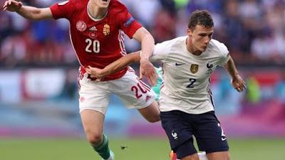 Hungaria Tahan Imbang Prancis 1-1 dan Berharap Portugal Kalahkan Jerman